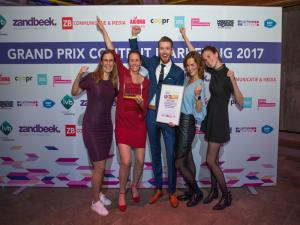 Grand Prix Content Marketing 2017 - 0705 c BBP Media Danto